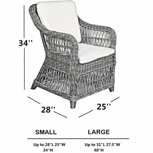Abba Patio Water Resistant Patio Chair Co..