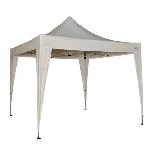 Boyden 3m X 3m Aluminium Pop-Up Party Tent By Sol 72 Outdoor