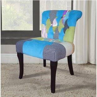 Lux Home Pacific Slipper Chair