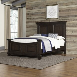 Buy luxury Larksville Panel Bed by Darby Home Co Reviews (2019) & Buyer's Guide