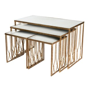 Grubb 4 Piece Nesting Tables