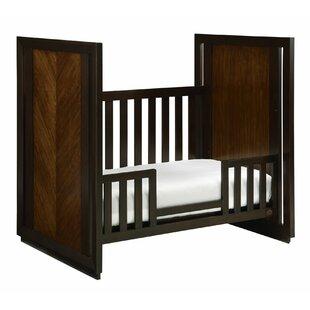 Reviews Schoen 2-in-1 Convertible Crib ByHarriet Bee