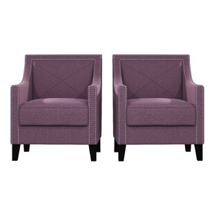 Awesome Elvin Arm Chair Set Of 2 Beatyapartments Chair Design Images Beatyapartmentscom