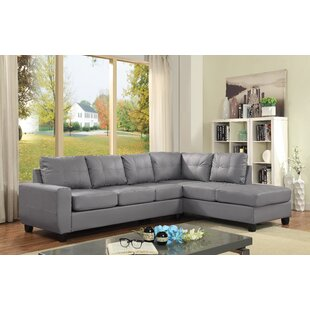 Muttontown Reversible Sectional
