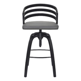 Farrer Adjustable Height Bar Stool by George Oliver