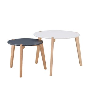 Curry 2 Piece Coffee Table Set By Norden Home