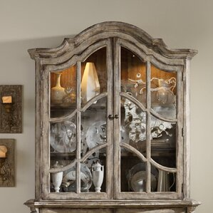 Chatelet Lighted China Cabinet by Hooker ..