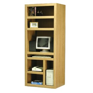 Ilsa Computer Desk with Armoire