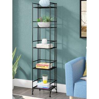 Aptos Etagere Bookcase by Ebern Designs SKU:DB835794 Price Compare