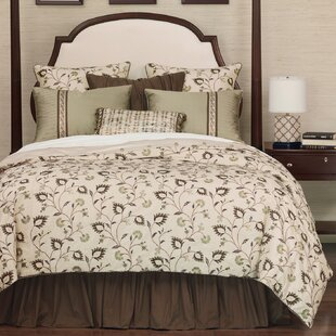 Michon Silk Duvet Cover Set By Eastern Accents