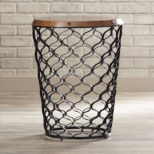 Jalisa End Table by 17 Stories