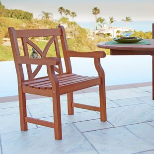 Ehlert Stacking Patio Dining Chair