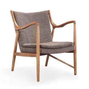 Singletary Armchair by Brayden Studio Design