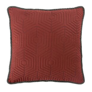 Honeycomb Reversible Throw Pillow