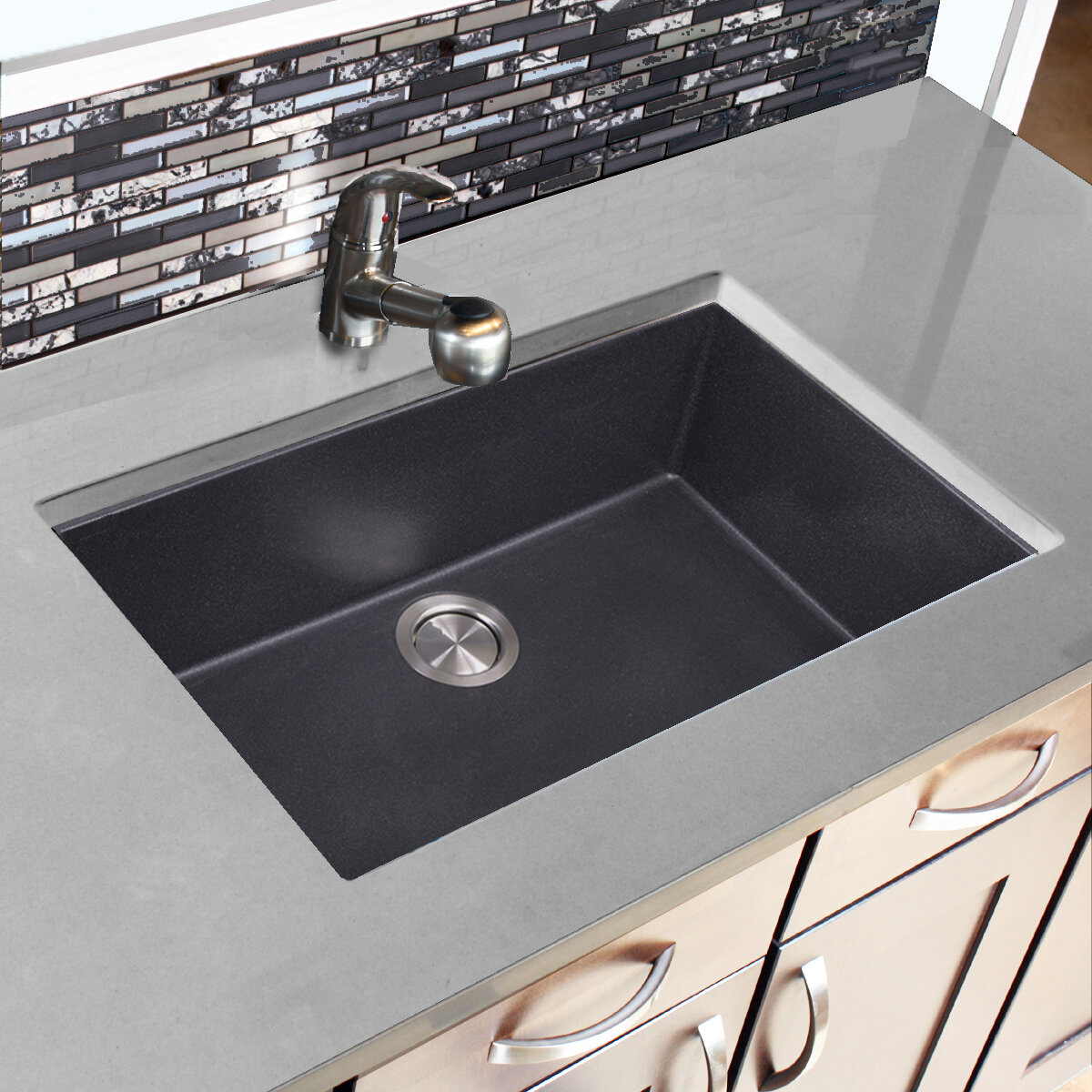 Nantucket Sinks Plymouth 30 L X 20 W Drop In Kitchen Sink