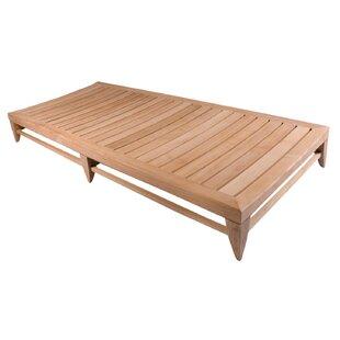 OASIQ Limited 1 Teak Picnic Bench