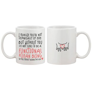 Technically Not My Mom But Mother's Day Mug