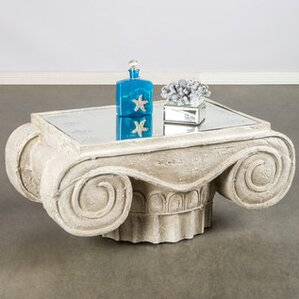 Magnesia Coffee Table by S..