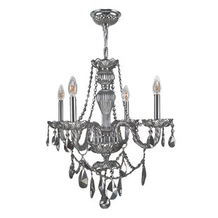 Astoria Grand Doggett 4-Light Chain Candl..