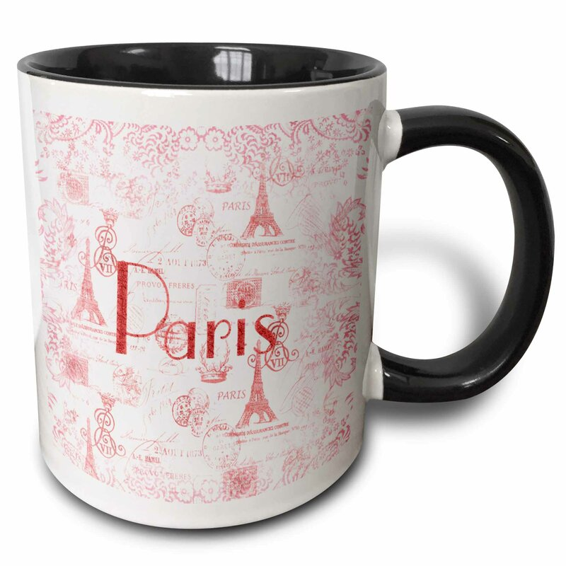 3drose image of word paris on french and background coffee mug wayfair image of word paris on french and background coffee mug