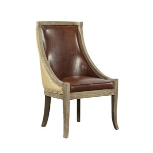 Scoop Upholstered Dining Chair by Furniture Classics