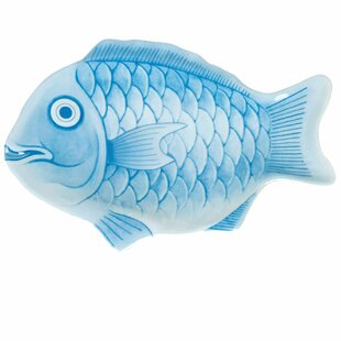 Dalvey Fish Shape Platter (Set of 12)