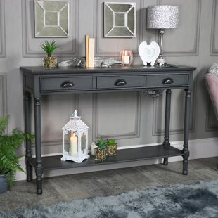 Lancaster Console Table By Rosalind Wheeler