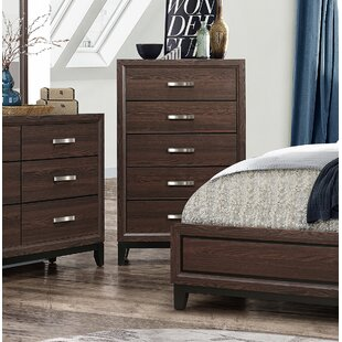 Tessier 5 Drawer Chest