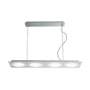Jesco Lighting Lumidisque 4-Light Pendant