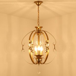 Westmen Lights 3-Light Globe Chandelier