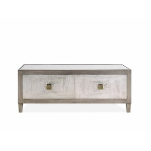 Greenberg Coffee Table With Storage By Bloomsbury Market