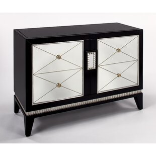 2 Door Accent Cabinet by Artmax