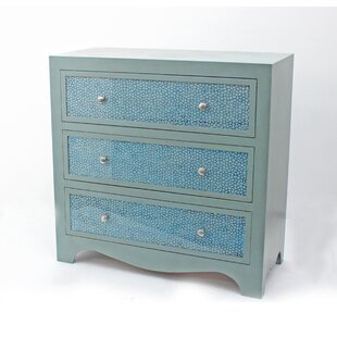 Mabella 3 Drawer Accent Chest