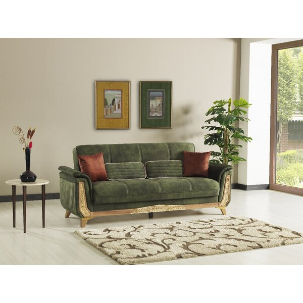 Foundry Select Houon 90 Pillow Top Arm Sofa Bed Wayfair