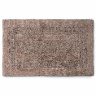 Reviews Brynne 100% Cotton Bath Rug ByEider & Ivory