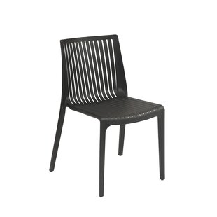 Gerardi Commercial Grade Stacking Patio Dining Chair