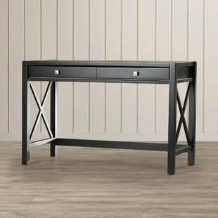 Fairlane Antique Black Writing Desk by Beachcrest Home Fresh