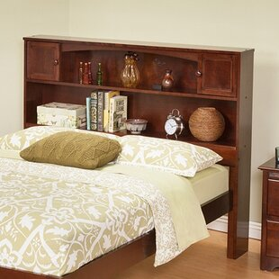 Best Reviews Greyson Bookcase Headboard by Viv + Rae Reviews (2019) & Buyer's Guide
