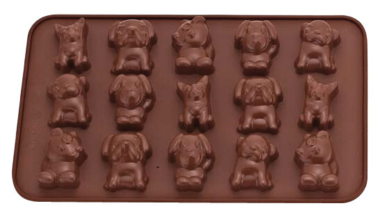 Mycuisina La Patisserie Non Stick Chocolate Dogs Decorative Mold Wayfair