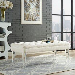 Celestia Upholstered Bench by Mercer41