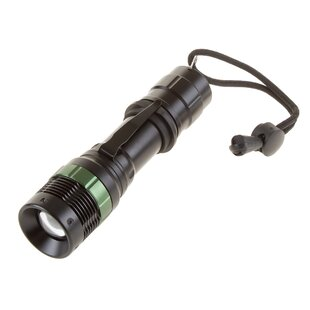 Stalwart CREE LED Tactical Flashlight Torch
