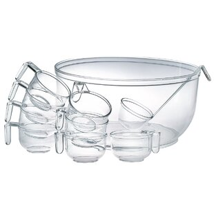 Shez 10 Piece Beverage Serving Set