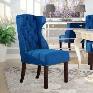 Klimas Ernestina Upholstered Dining Chair..