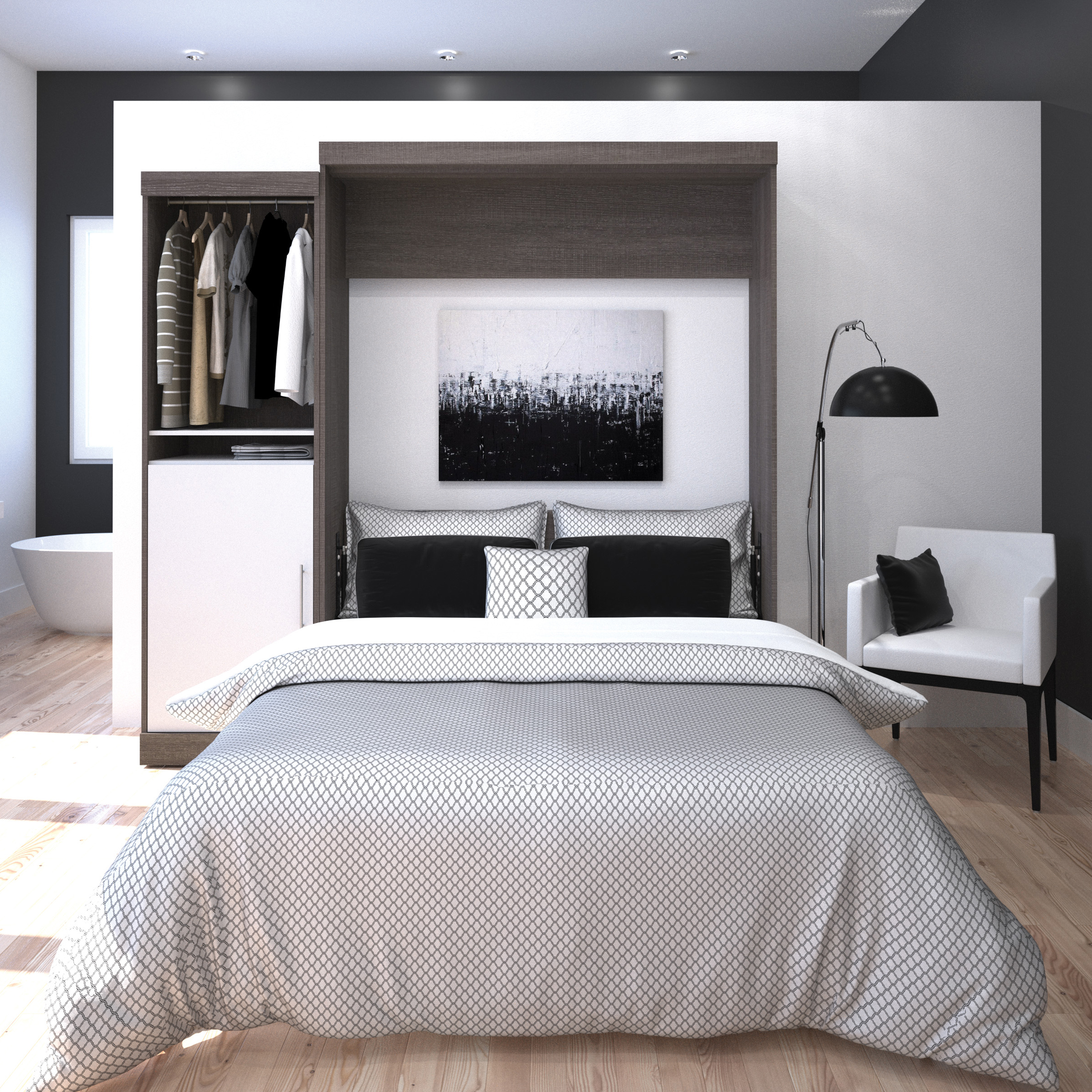 outstanding modern contemporary bedroom furniture | Modern Bedroom Accent Furniture | AllModern