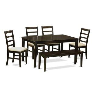 Smyrna 6 Piece Dining Set