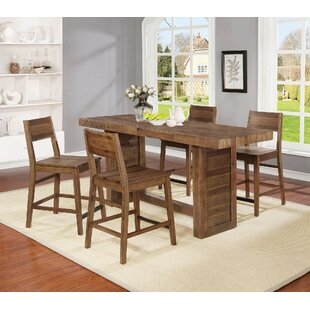 Dianna Counter Height Dining Table by Millwood Pines
