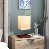 """Fasching USB Charging Station 16"""" Table Lamp"""