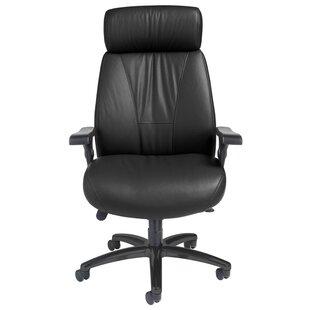 Nightingale Chairs Presider High-Back Executive Chair