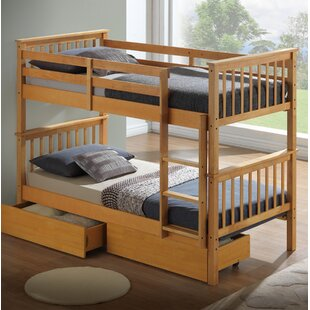 Thomson Single Bunk Bed With Drawers By Isabelle & Max
