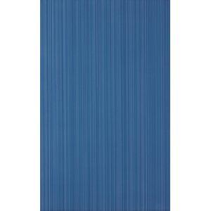 Vibrance 39.8cm x 24.8cm Ceramic Fabric Look/Field Tile in Blue